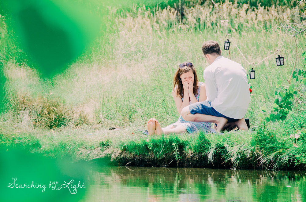 Ideas for a marriage proposal | Mountain Wedding Wedding Photographer