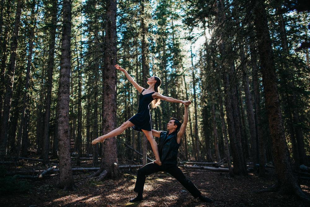 Yoga Dance Photographer Denver, Colorado