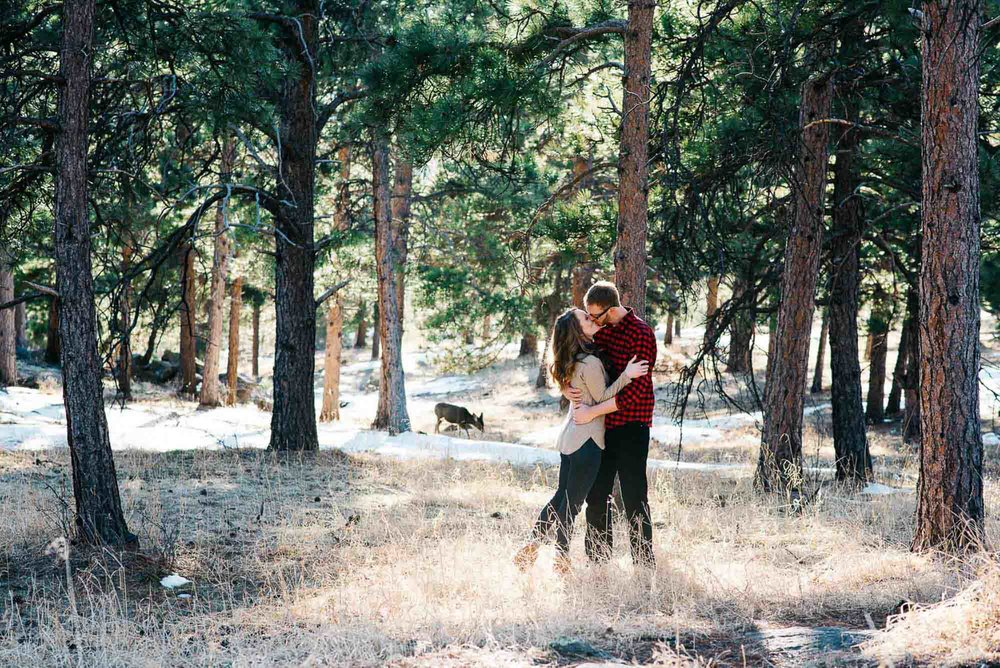 Mountain Denver, Colorado Couple & Anniversary Celebration  Photography Investment  -