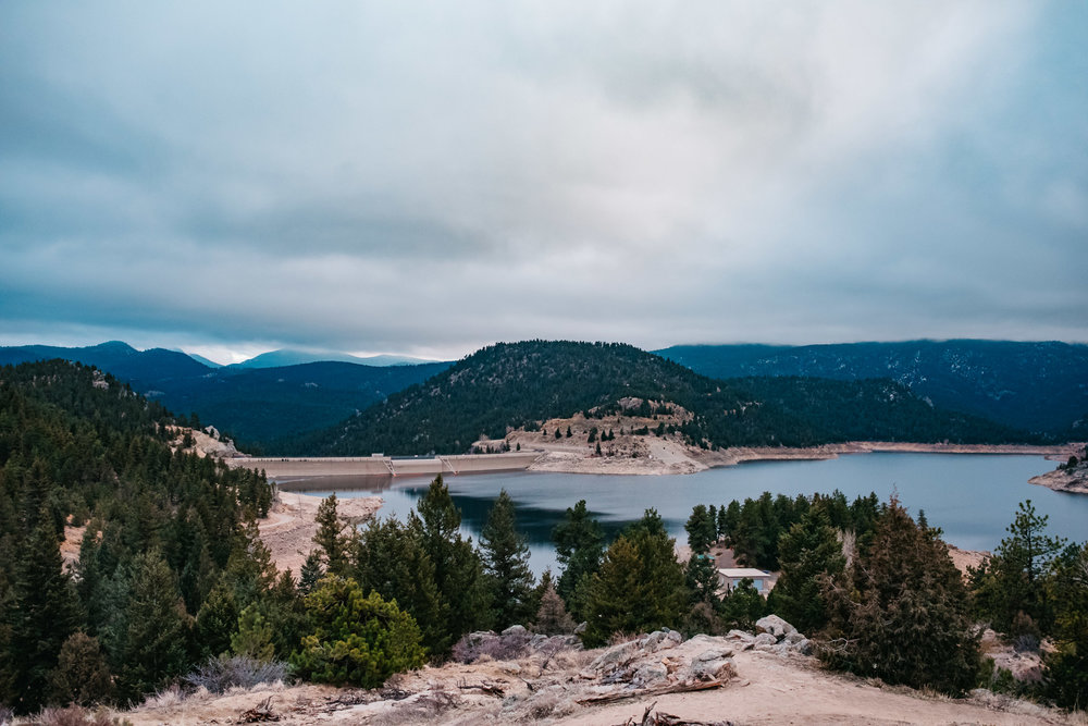 Gross Lake Reservoir