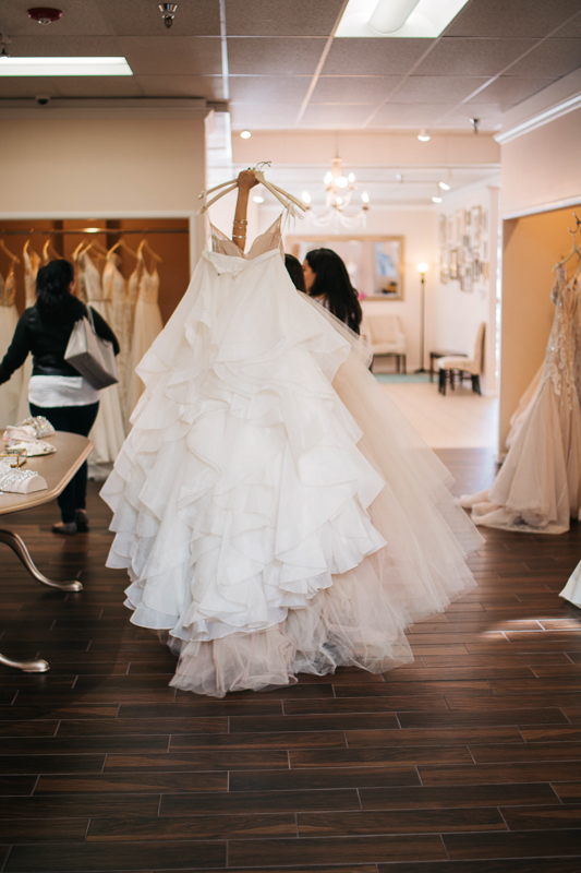 What to Expect at your Wedding Dress Shopping Appointment | Denver, Colorado Mountain Wedding Dress Shop and Photographer