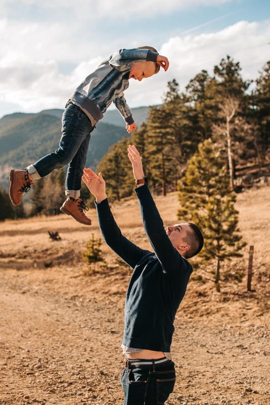 Denver Mountain Colorado Family Photographer Lifestyle fun family photos university Rosedale denver Colorado photographer, maternity photography