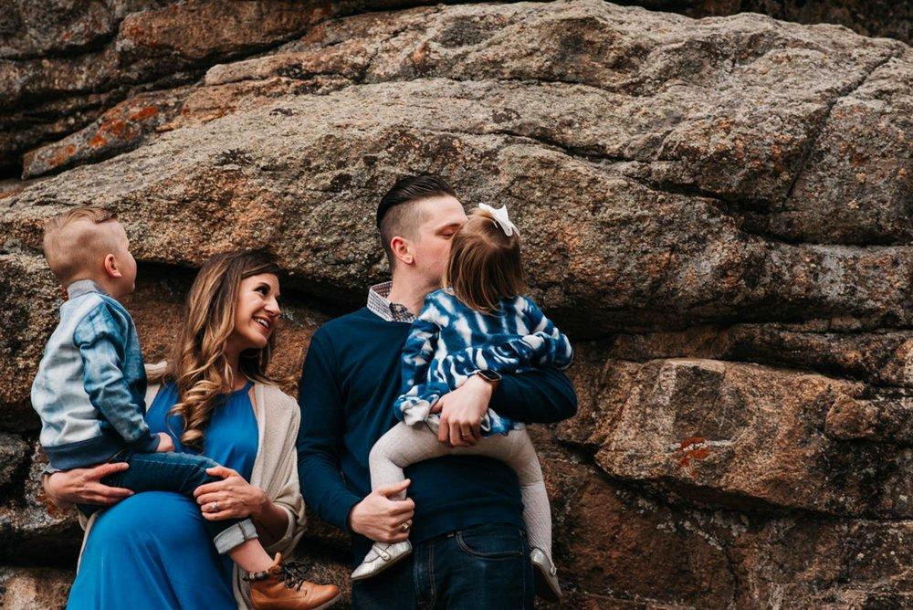 Mountain Denver, Colorado Family & Maternity Photography Investment -