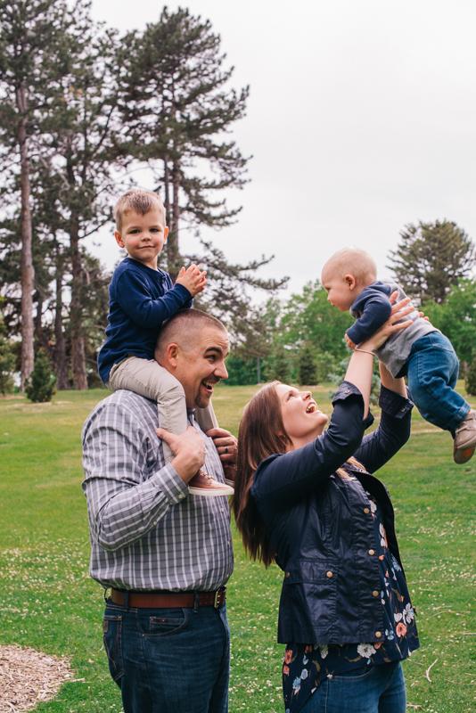 Wash Park Family Photos {Falls Family} | Mountain Denver, Colorado Family Photographer