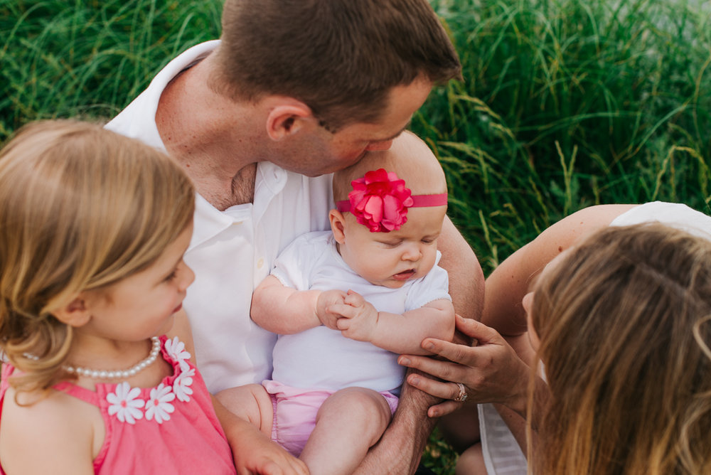 In Home Denver Colorado Lifestyle Photography  {Colette & Matt Family} | Wash Park Denver Colorado Family Photographer