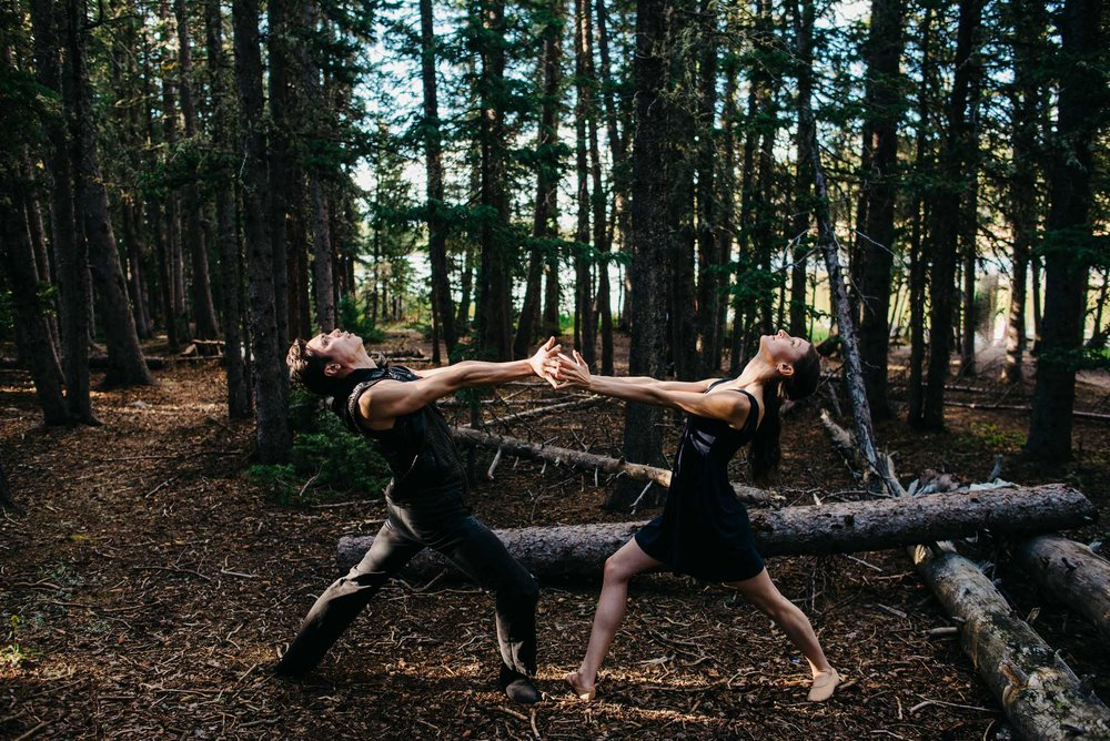 Denver Colorado Dance Photographer | Yoga Photographer | {Dance Photography Denver, Colorado Yoga Photography}