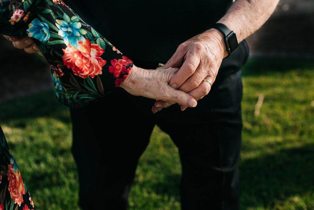 Destination Anniversary Ideas | Jim & Sally 80 Year Old Couple Photos | Elderly Couple Anniversary Photos | Destination Couple Photographer