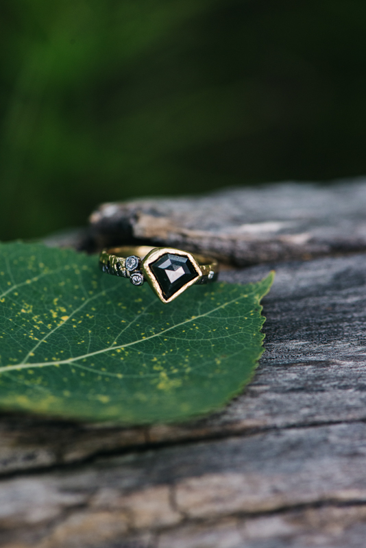 Denver, Colorado Branding Photographer {Kate Maller Jewelry Aspen Collection | Jewelry Branding Photographer}