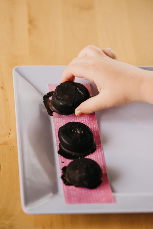 No Bake Fudge Cookies {Paleo, Vegan, Nut Free Cookies | Denver Colorado Photographer}