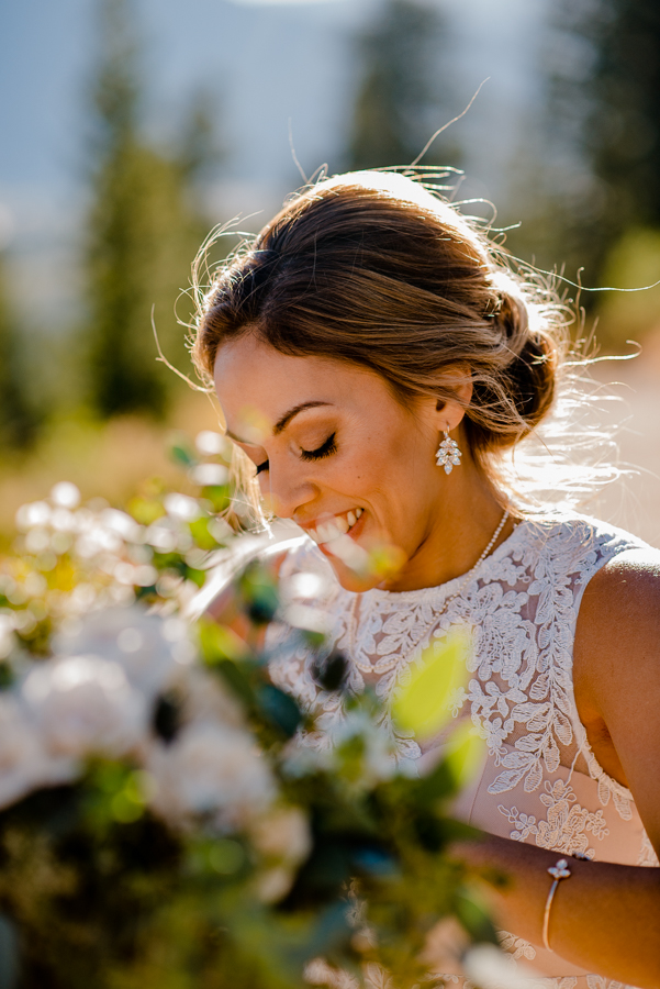 Sapphire Point Overlook Breckenridge, Colorado Mountain Elopement Intimate Wedding { Sarah & Malin} | Capital Hill  Denver Colorado Mountain Elopement Photographer