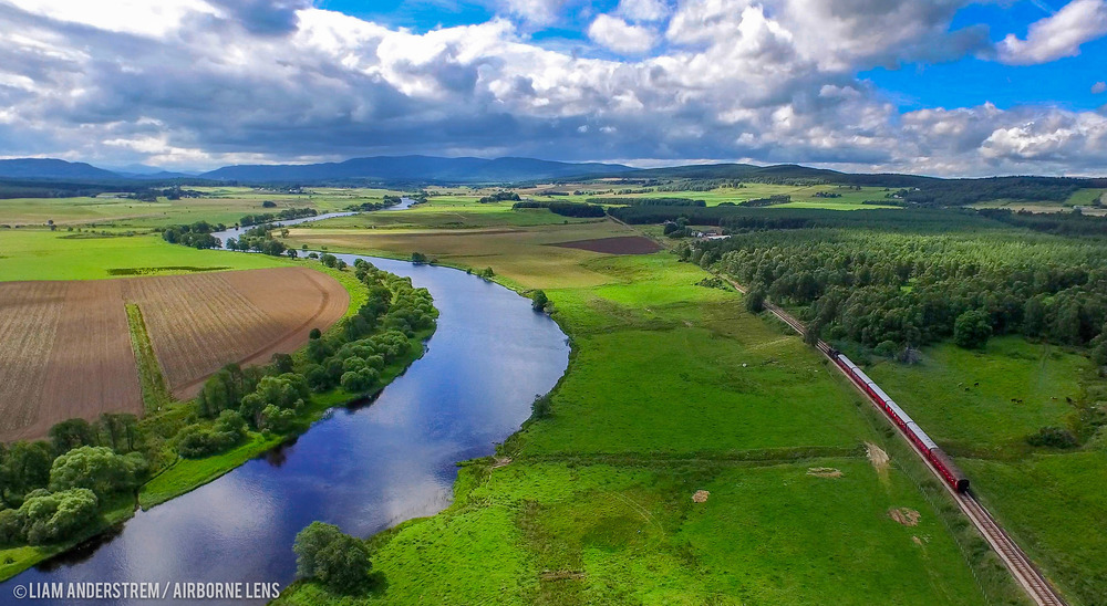 Check out more stunning images of the Spey Valley  here