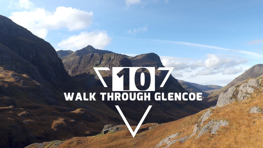 Magical Glencoe combines world-famous scenery with history and is one of the highlights of any trip to Scotland.