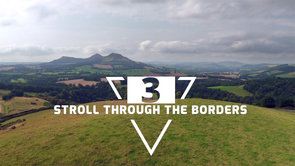 "Enjoy the stunning ""Rolling Hills"" of the Scottish Borders."