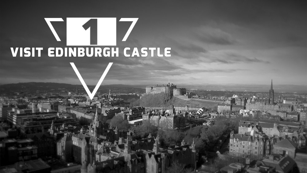 Scotland's Number 1 attraction, Edinburgh Castle is a must visit for everyone.