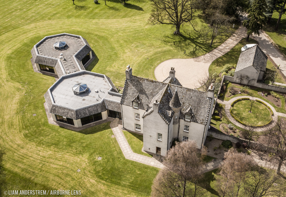 The historic Easter Elchies property is at the very heart of The Macallan.