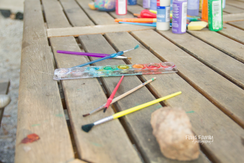 art projects with your kids this summer-Placerville-Children-Photographer