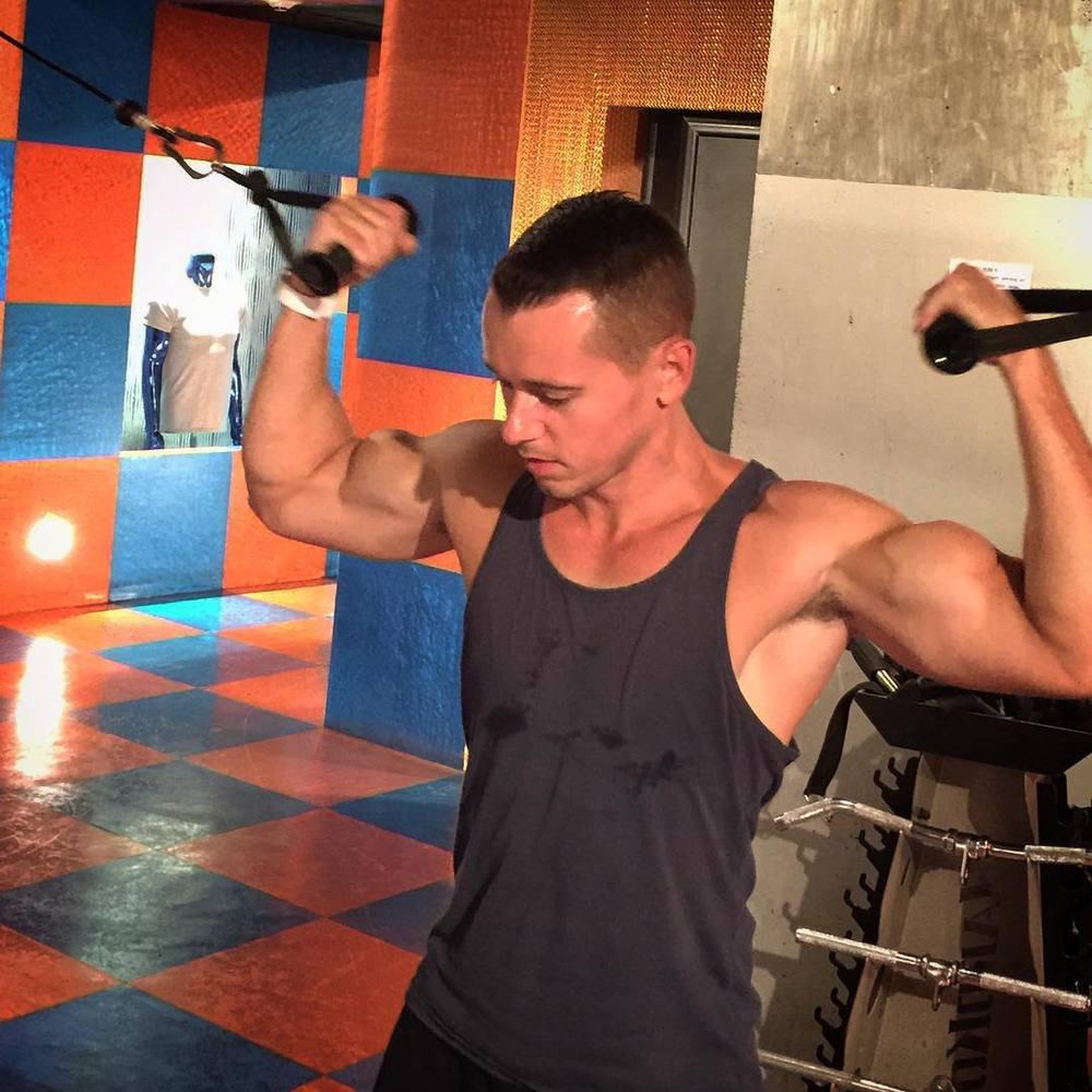 Dan Welden Biceps