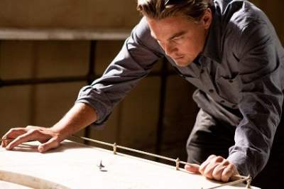 Photo courtesy of Inception the movie