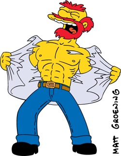 Simpsons Groundskeeper Willie shirtless.jpg