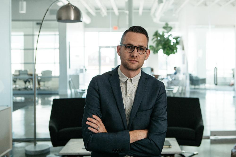 CEO Daniel McCarthy