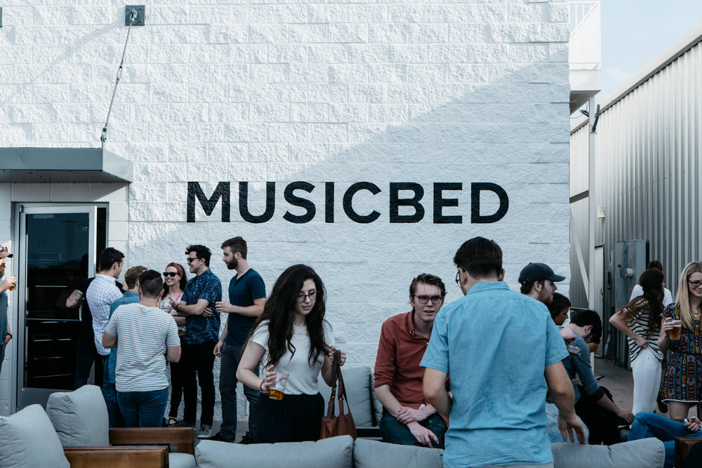 Musicbed: Connecting Filmmakers With Great Music — Koonagi