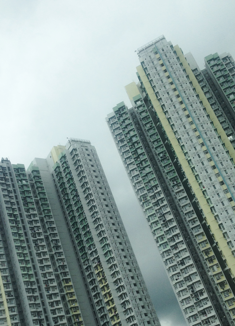 Hong Kong also goes by the name The Concrete Jungle