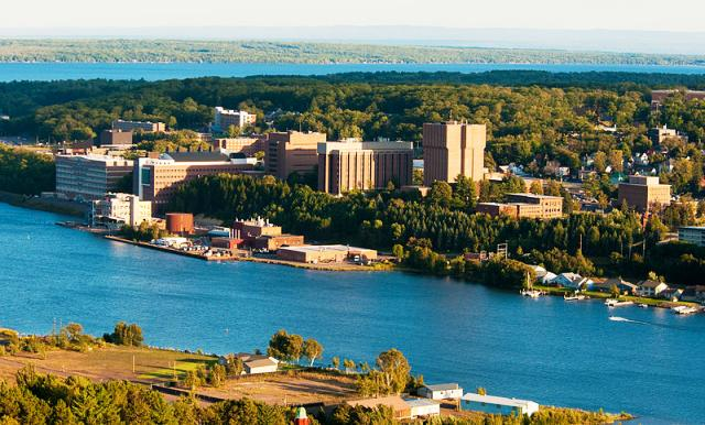 Michigan Technological university in houghton, michigan