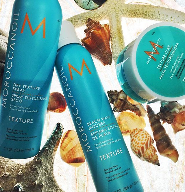 Have you been meaning to pick up some product at the gym? Well now all #MorrocanOil is 20% OFF for the month of March!! #Repost @instylemagazine ・・・ Packing for a spring vacation get-away? Get that effortless beachy hair with @moroccanoil Beach Wave Mousse. #ArganEveryDay #ad
