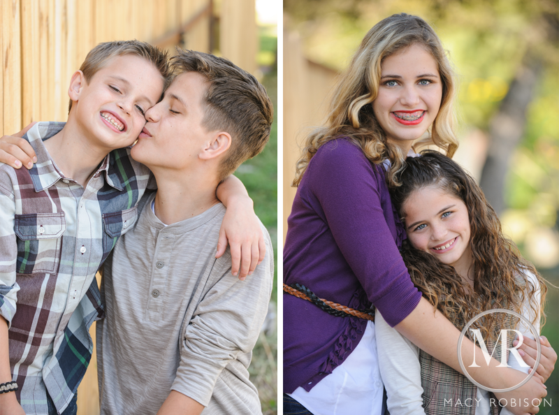 Family Photo Shoot • South 1st Street • Austin, TX • Macy Robison Photography