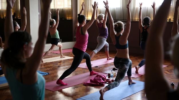 best yoga studios north of boston