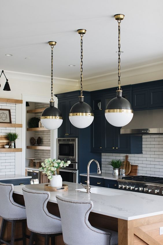 Although chandeliers will always be in style, larger pendants will take over dining rooms to create a warm and inviting feeling for you and your guests.