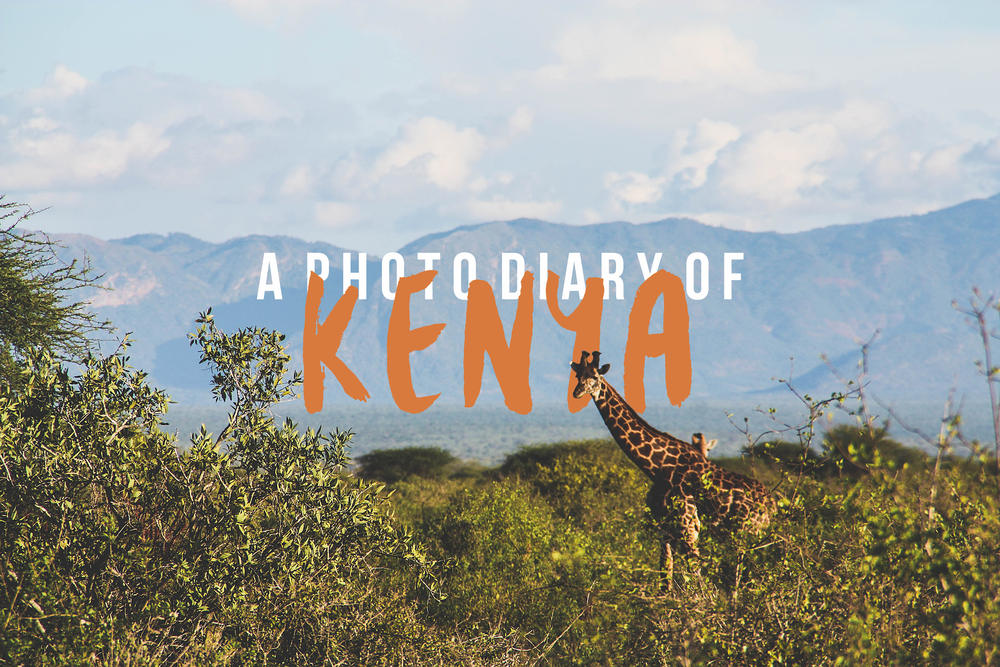 A photo diary of Kenya