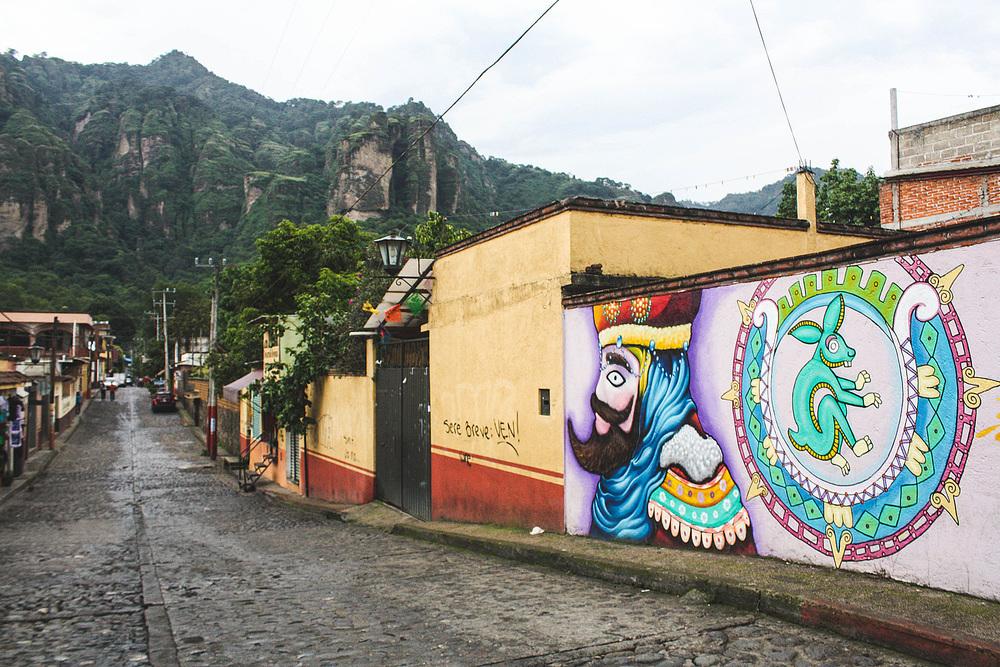 De 'tōchtli', het konijn, heeft een belangrijke functie in de Mexicaanse cultuur en de Azteekse kalender. Je vindt er overal in Mexico afbeeldingen van terug.