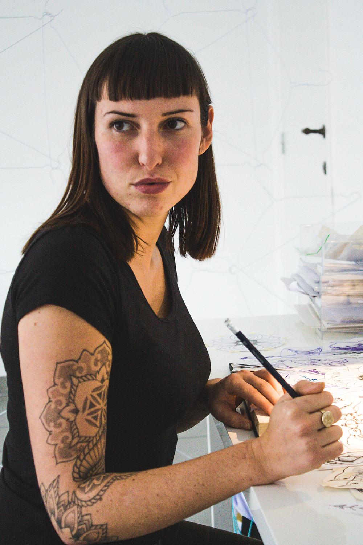 Speed date met Sanne Volja - endearmentendure.com