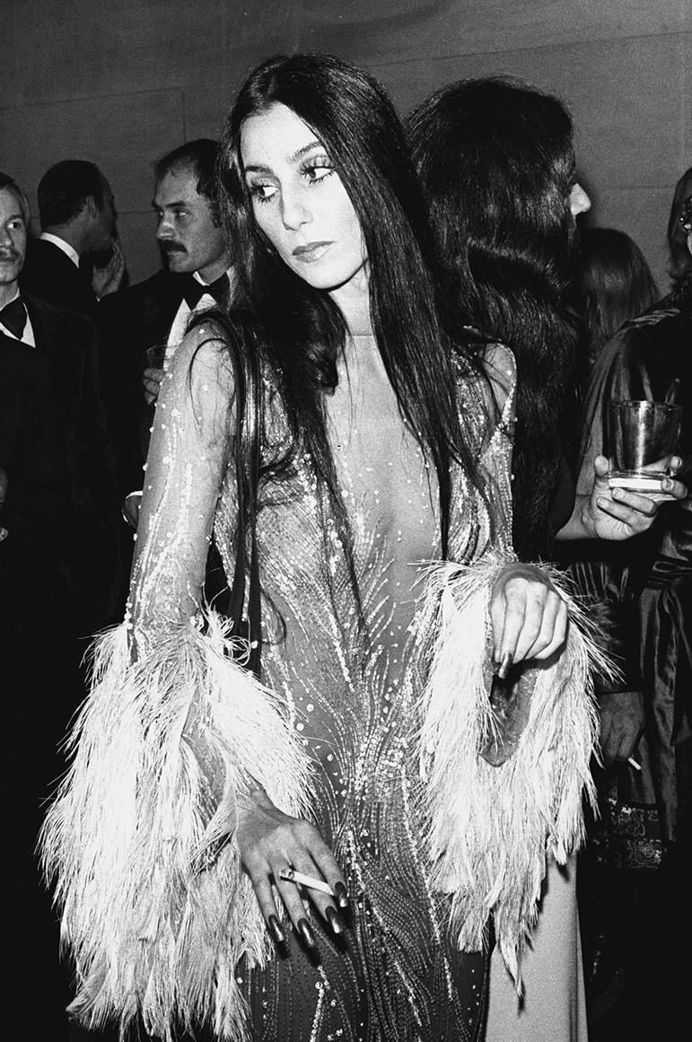 Cher in Studio 54