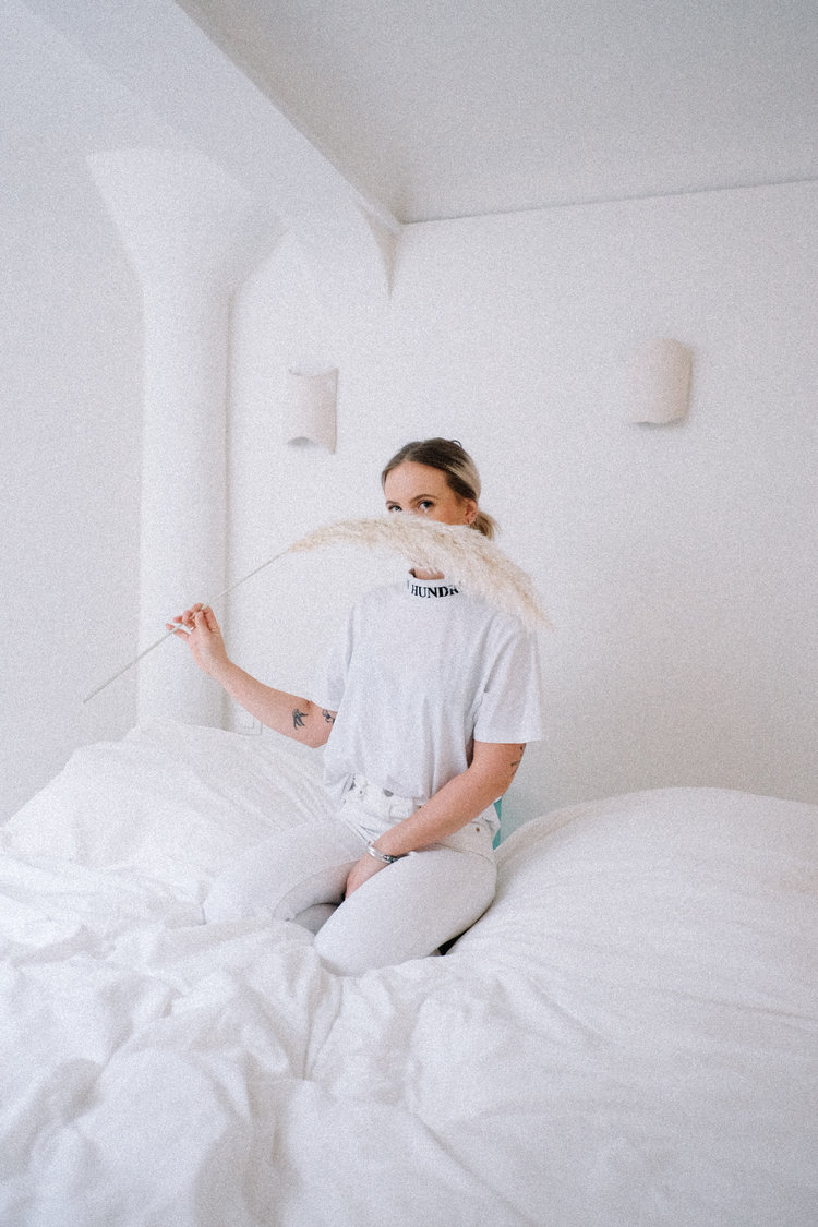Joëlle Dubois, Visual Artist - INTERVIEW + FOTOGRAFIE VOOR CNTROL+F, IN SAMENWERKING MET Laurence Vander Elstraeten (2018)