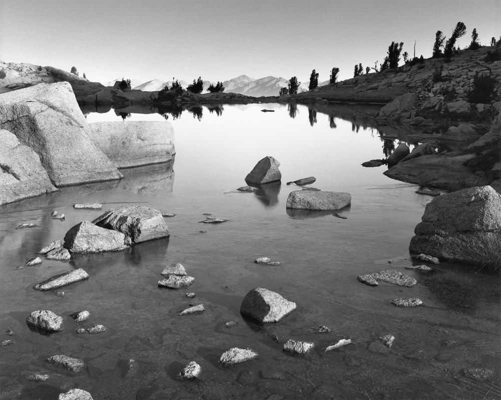 Unnamed Lake NE of Granite Pass