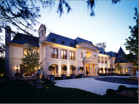 Mansions of Winnetka, IL