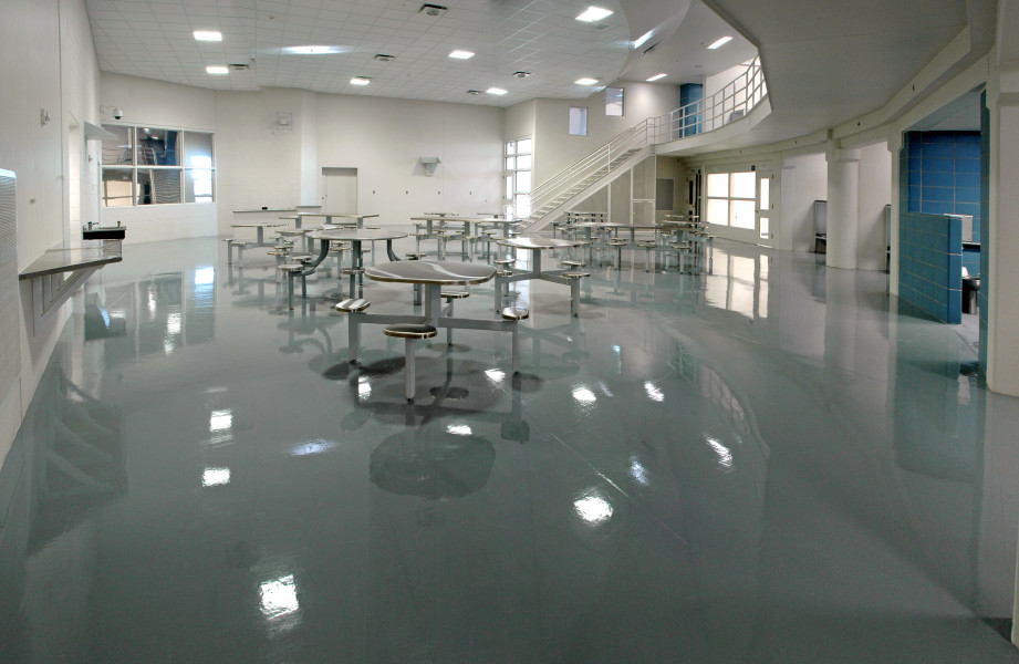 poxy Flooring — Just oncrete Floors - ^
