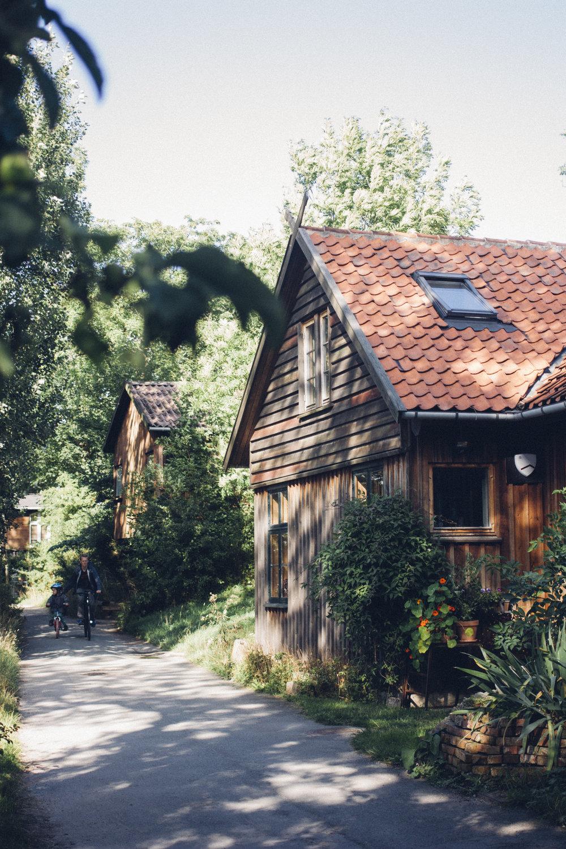 Christiania - y otros lugares