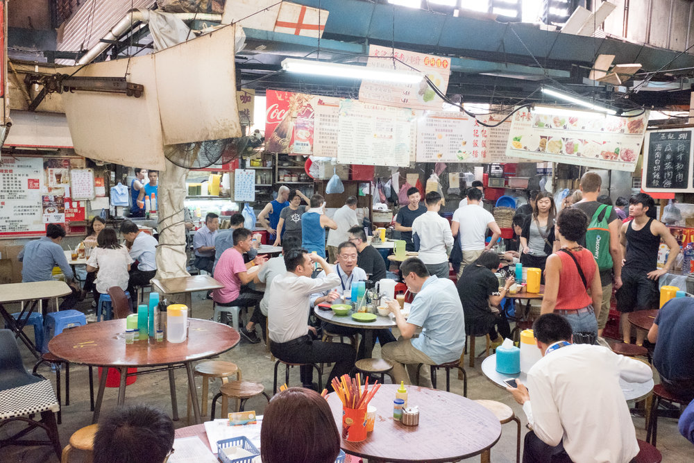 We went on a tour of Hong Kong with Rune and Charlotte and discovered some hidden eateries