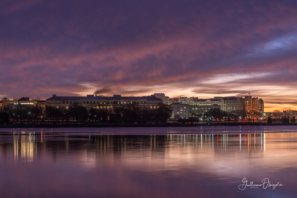 Tidal Basin - Washington DC