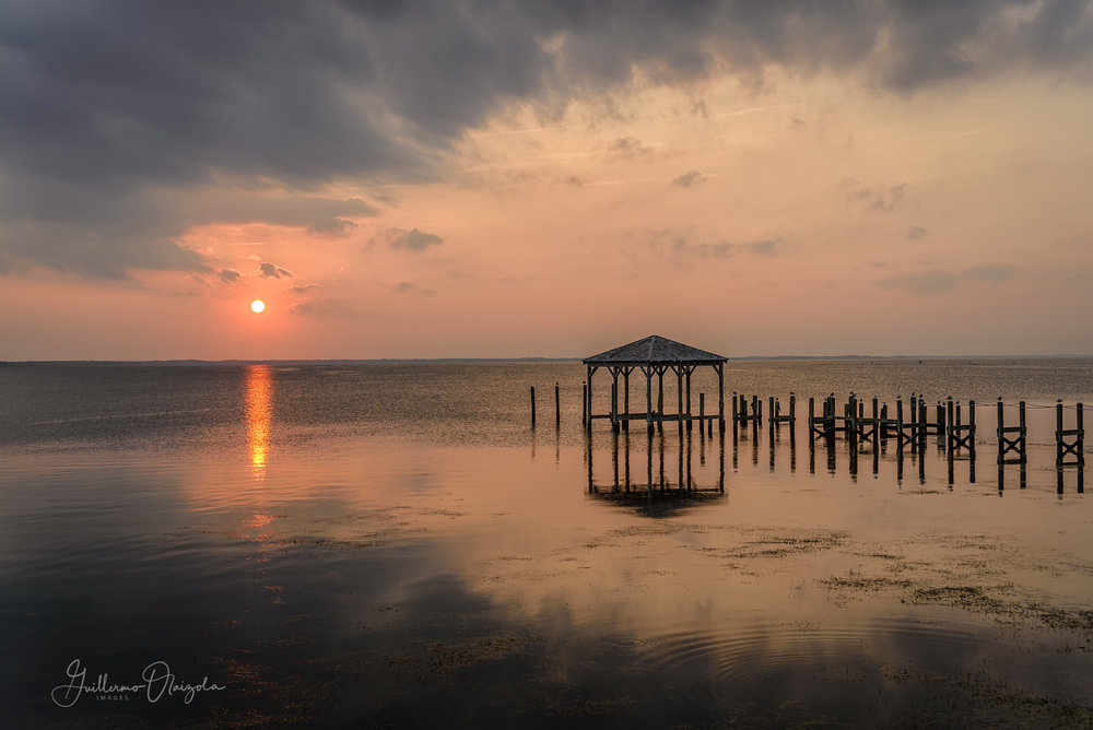 Currituck Sound, Outer Banks - NC