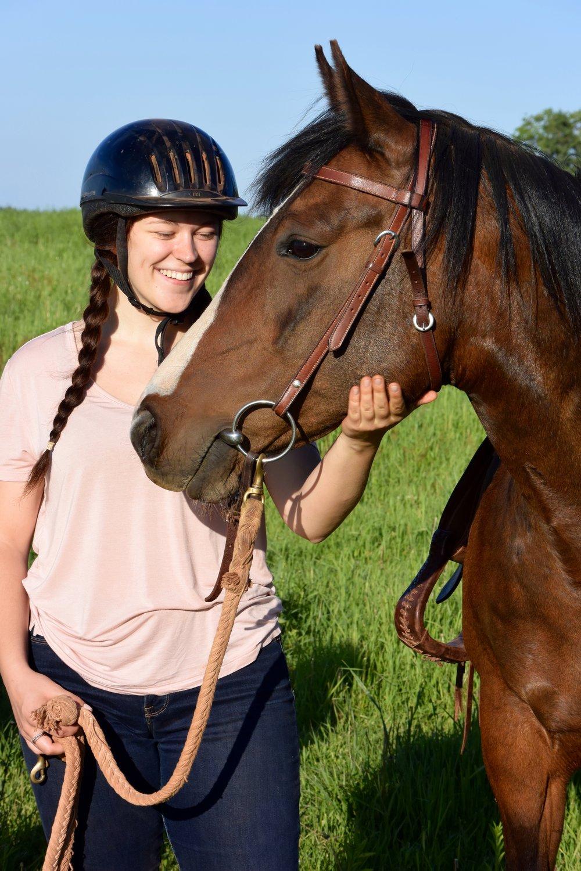 Pony love.