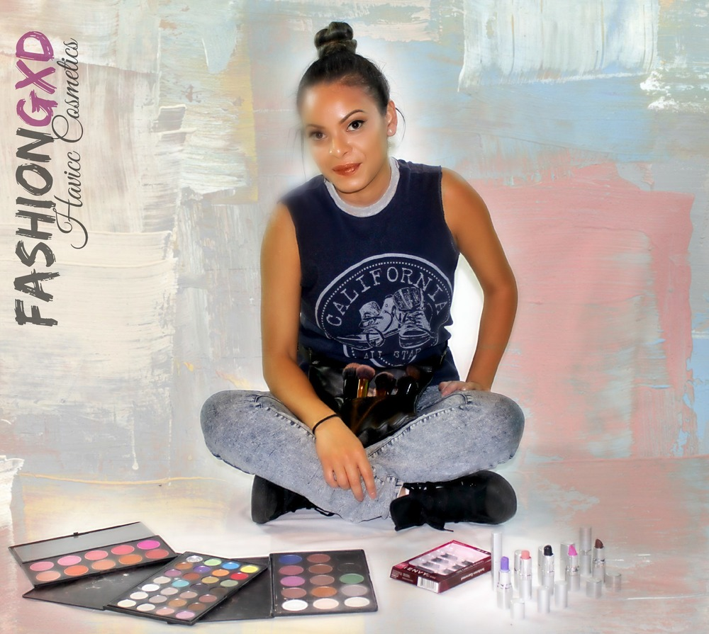 Aleah of Haviic Cosmetics