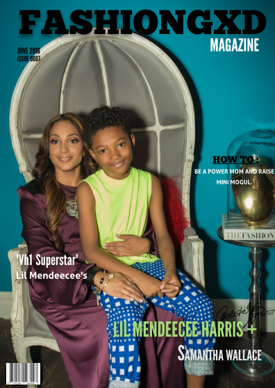 samantha wallace and lil mendeecee fashion gxd magazine cover.png