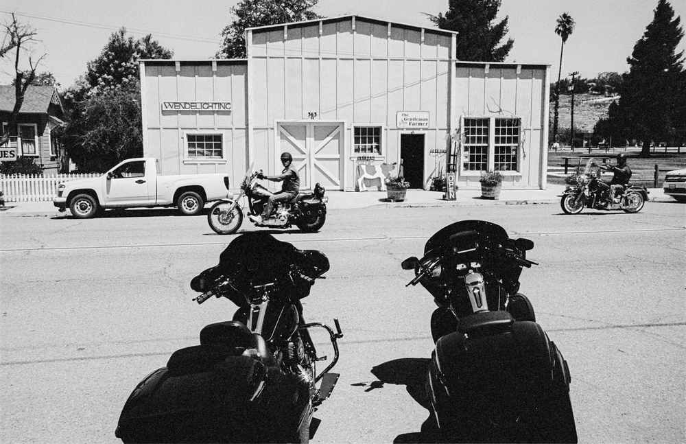 Los Alamos, California 2015