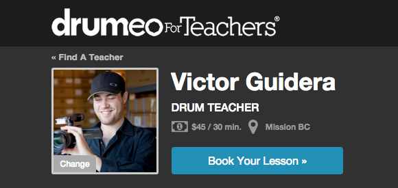 Drumeo - INSTRUCTOR Directory