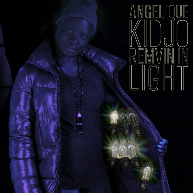 Angelique Kidjo: REMAIN IN LIGHT