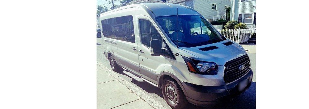 Ford Transit HD